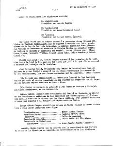 Documento confidencial, Policía, 20 dic 48 Partido Nacionalista, Asamblea Ateneo, 19 dic 48, pág. 3