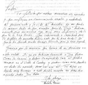 Marín, Heriberto, nota de, julio 2002